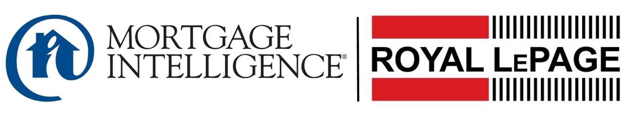 Mortgage Intelligence and Royal Lepage logos