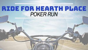 Ride for Hearth Place Poker Run