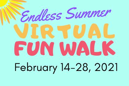 Endless Summer Virtual Fun Walk